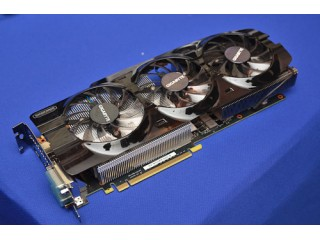 GeForce GTX Titan с кулером WindForce 3X
